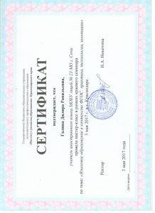 сертификат от 3 мая 2017 001